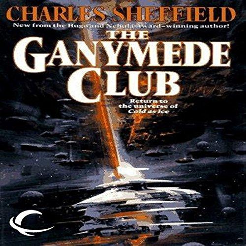 The Ganymede Club cover art