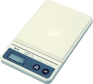 タニタ はかり スケール 携帯 日本製 1kg 1g ホワイト 1475-WH ポケッタブルスケール