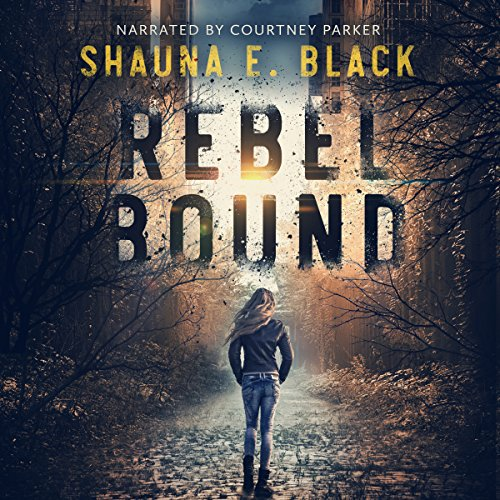 Rebel Bound audiobook cover art