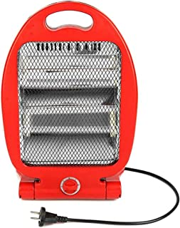 Yuan Dun'er Calefactor pies,Calentador eléctrico portátil Ajustable Calentador de Ventilador de Escritorio para el hogar Calentador de Invierno Calentador de Mesa pequeño