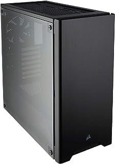 Corsair Carbide Series 275R obudowa do komputera gamingowego (ATX Mid-Tower, boczne okienko, przezroczysty układ wewnętrzn...