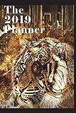The 2019 Planner: Cyborg Tiger (Volume 54)
