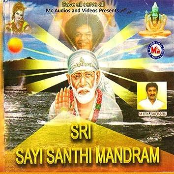 Sri Sayi Santhi Mandram