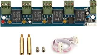 Enhanced Alarm Module Fire Control Expansion Panel for Access Control Board Meet USA Fire Code Requirement