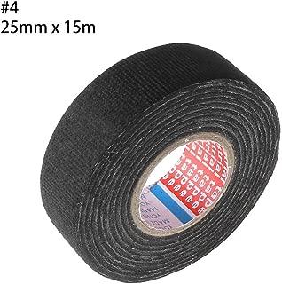 "25mm wide Fiberglass Cloth Tape E-Glass Fiber 1/"" Glass Fiber 25mm x 15m"