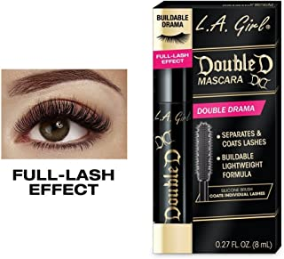 L.A. Girl Double D Mascara One Color One Size