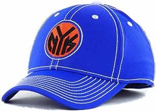 New York Knicks New NBA Primary Royal Blue Flex Fit Hat Cap-Small/Medium S/M