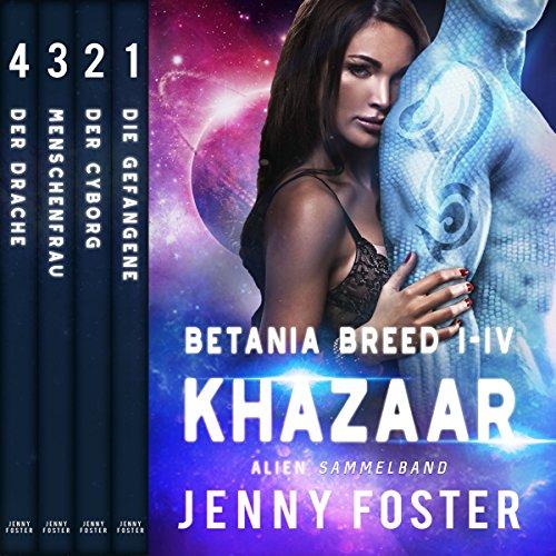 Khazaar (Betania Breed 1-4) Titelbild