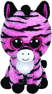 Ty Beanie Boos Zoey the Zebra 6