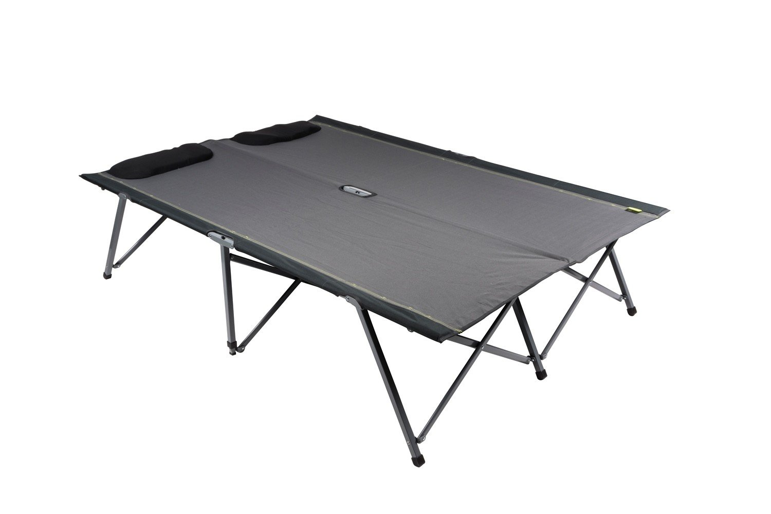 - KAMPA FOLDING/PORTABLE TOGETHER DOUBLE CAMP BED CAMPING: Amazon.co