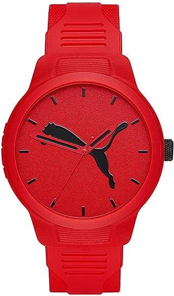 Puma Montres-bracelets pour hommes P5003 : Amazon.fr: Montres