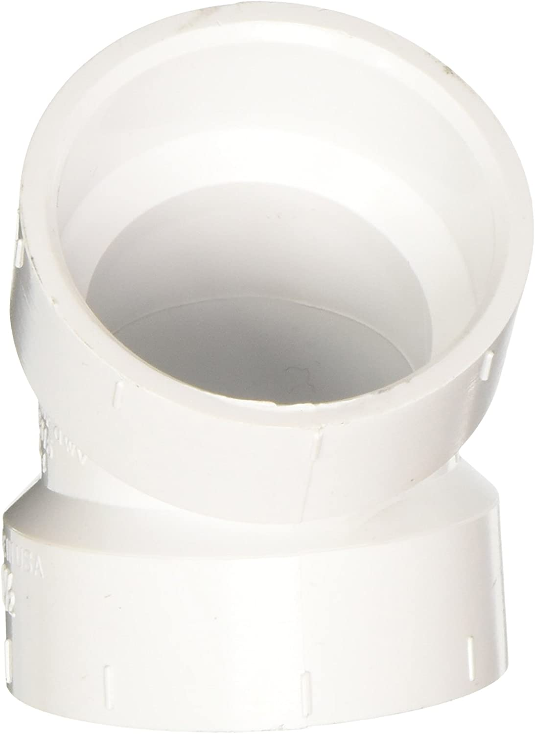 Genova Products 70615 Sanitary Albuquerque Mall Elbow Pipe 2