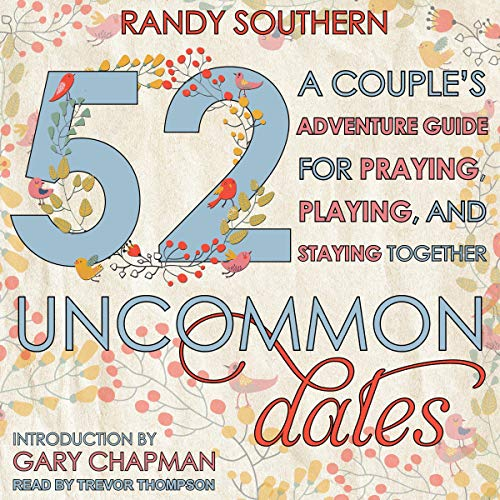 52 Uncommon Dates audiobook cover art