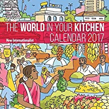 The World in your Kitchen Calendar 2017