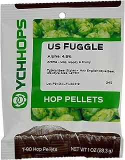 Hopunion US Hop Pellets for Home Brew Beer Making (US Fuggle) 1oz