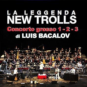 Concerto Grosso 1 – 2 – 3 Di Luis Bacalov