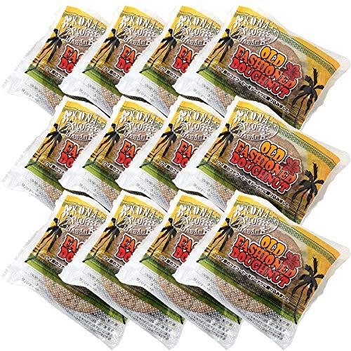 ハワイ コナコーヒー オールドファッションドーナツ 12個セット 個包装