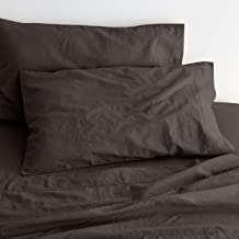 Sogno Linen Cotton King Sheet Set