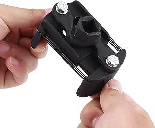 SEDOOM 60mm-80mm Ajustable 2 Mandíbula Llave De Filtro De Aceite, Herramienta De Eliminación De Removedor De Combustible U...