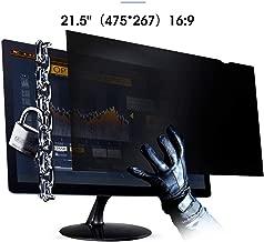 Computer Privacy Screen -21-24 Inch Desktop Computer Monitor Universal Privacy- Filter Anti-Blue Film Screen Protector 30 ° Anti-sneak Peek 100 Anti-Blue Eye Protection Film LCD Protective Film