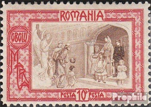 Prophila Collection Rumänien 210 1907 Armenpflege (Briefmarken für Sammler)