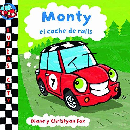Monty, el coche de ralis (BUJIAS CITY)