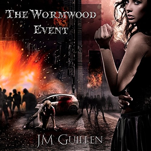 The Wormwood Event audiobook cover art