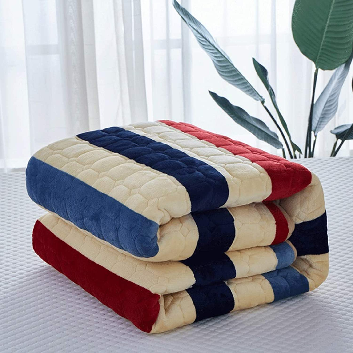 Thickened Student Dormitory Mattress Home Tatami Mat (color   6, Size   150X200cm)