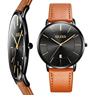Amazon's Top hot-selling watches,men's watches,holiday gifts,Thin Mens Watches,Men's Watch...