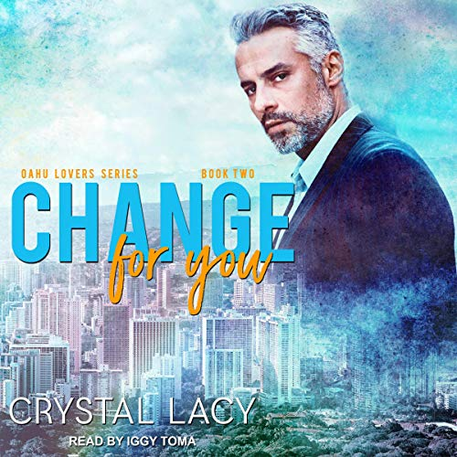 Change for You audiobook cover art