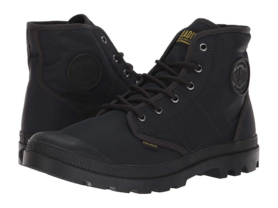 Palladium Pallabrousse TX (Anthracite/Black) Lace-up Boots