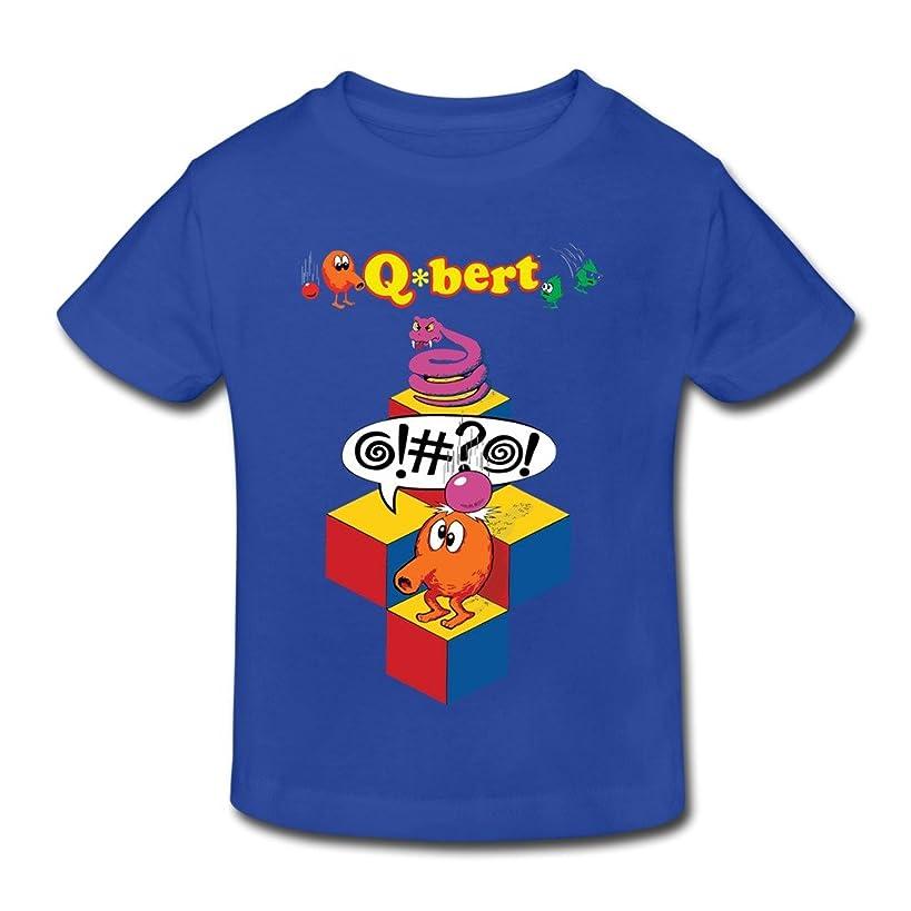 RIDA Qbert Speech Boys/Girls Baby Kids Toddler T-shirts
