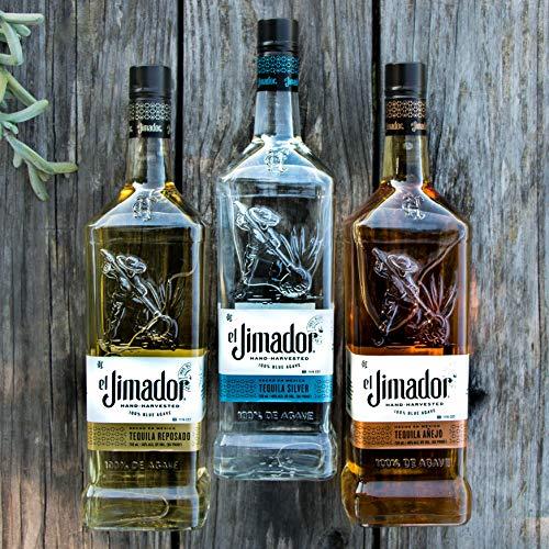 Tequila el Jimador Blanco 100% Agave - 6