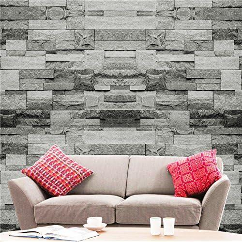 3d Stone Effect Wallpaper Amazon Co Uk