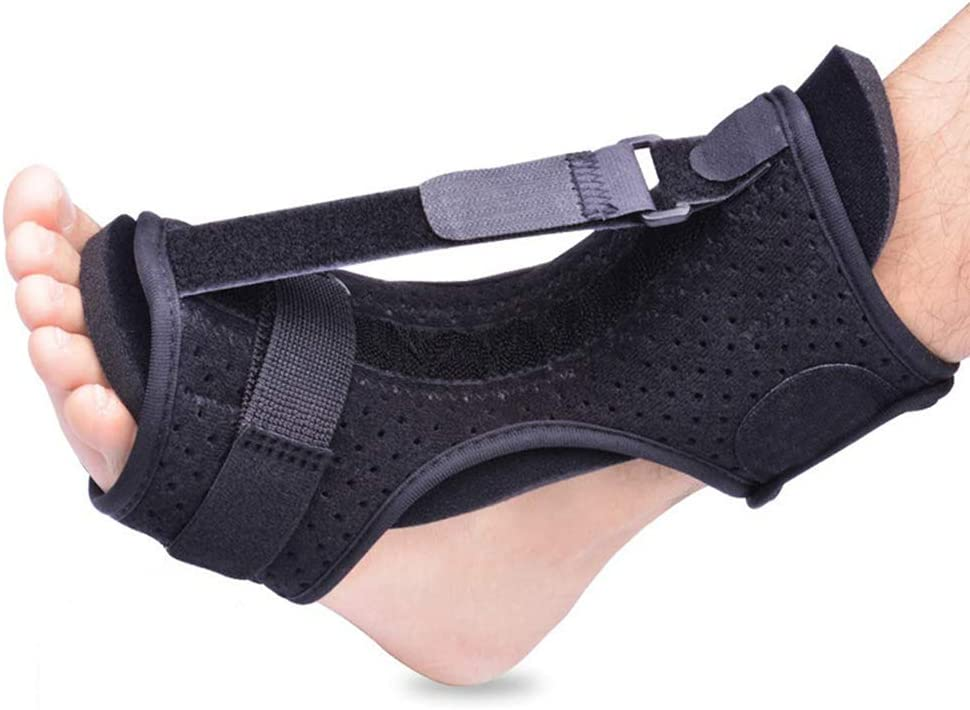 N Max 86% OFF Super sale period limited \ A Plantar Fasciitis Night Splint Brace Orthotic Foot Drop