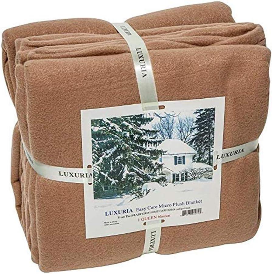 Twin Elaine Karen Finally resale start Luxury Fleece Soft Breathable Blanket - Wa Bed New arrival