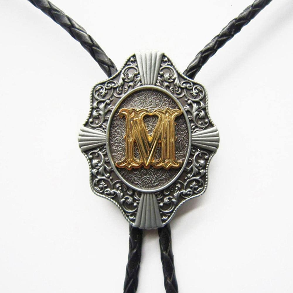 GZSZYA Men's Necklace Japan Maker New Limited Special Price Western Tie Initial Original Clips Letter