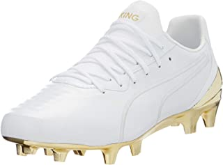 PUMA Men's King Platinum Fg/Ag Football Shoe