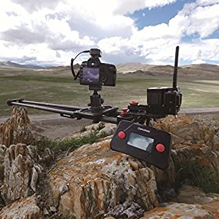 SIZOO - Photo Studio Accessories - iFootage wireless motorized timelapse Single Axis System S1A1 for Shark Slider S1 camer...
