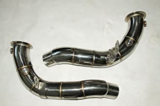 bmw m6 catless downpipes