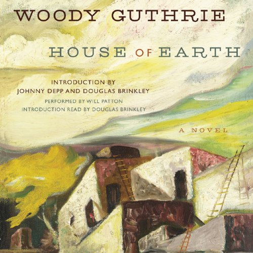 House of Earth audiobook cover art