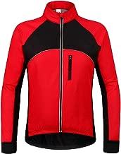 Cycling Jackets Winter Thermal Fleece Windproof Waterproof Long Sleeve Jersey Clothing