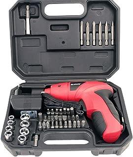 Destornillador bateria recargable 44 puntas 4,8V DC