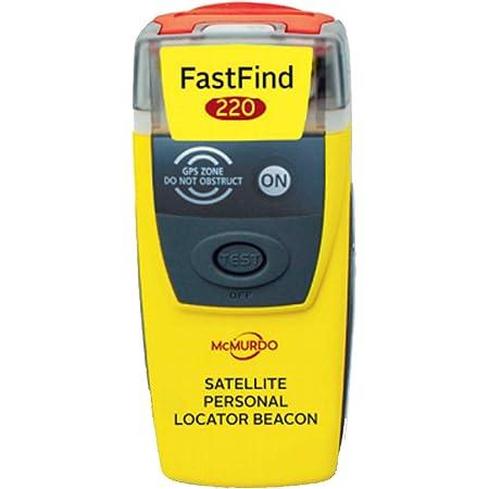 McMurdo FAST FIND 220 Personal Locator Beacon (PLB) (45016)