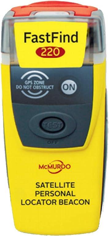 Mcmurdo Notleuchte Des Persönlichen Standorts 220 Für Elektronik