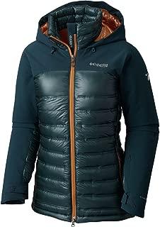 Heatzone 1000 Turbodown Hooded Jacket - Women's Night Shadow, S