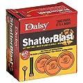 "Daisy Shatterblast Breakable Refill Target 2"" Disks (60 Pack)"