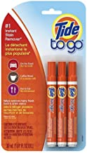 Tide to Go Instant Stain Remover Pens 3 ea (Pack of 1), White