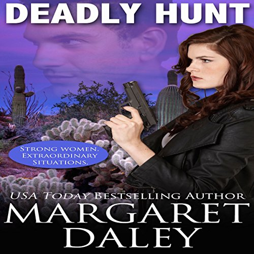 Deadly Hunt audiobook cover art