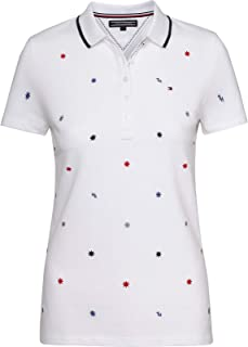 Tommy Hilfiger Polos For Women, White XL